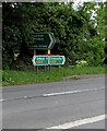 SP0000 : From A433 to A429 SW of Cirencester by Jaggery