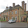 SK5837 : West Bridgford: the Test Match Hotel by John Sutton