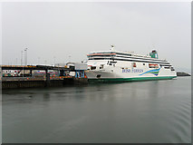 O2034 : Ro-Ro Ferry Terminal at Dublin by David Dixon