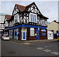 SZ6699 : Fratton Park ticket office, Portsmouth by Jaggery
