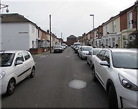 SZ6599 : South along Frogmore Road, Portsmouth by Jaggery