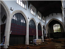 TQ2075 : Inside St Mary the Virgin, Mortlake (4) by Basher Eyre