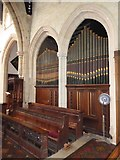 TQ2075 : Inside St Mary the Virgin, Mortlake (9) by Basher Eyre