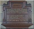 SE7267 : Welburn War Memorial Plaque by Ian S