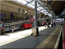 NZ2463 : Newcastle Central railway station by Thomas Nugent