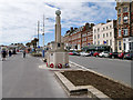 SY6879 : Weymouth, The Rangers' War Memorial by David Dixon