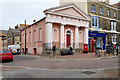 SY6779 : Weymouth Masonic Hall, St Thomas Street by David Dixon