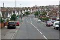 SY6676 : Portland Road (A354), Wyke Regis by David Dixon