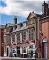NY4055 : The Apple Tree, Lowther Street, Carlisle - June 2017 by The Carlisle Kid