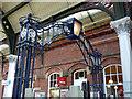 NZ2914 : Darlington railway station by Thomas Nugent