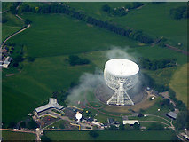 SJ7971 : The Lovell Telescope, Joddrell Bank by David Dixon