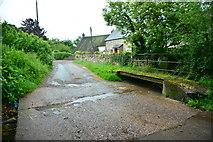 ST2506 : Ford at Chaffhay Farm by John Walton