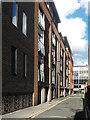 SE2933 : Back York Place (west), Leeds by Stephen Craven