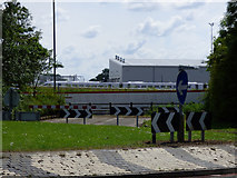 NZ2622 : Hitachi's Rail Vehicle Manufacturing Facility, Newton Aycliffe by Thomas Nugent