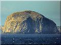 NT6087 : Bass Rock by David Dixon