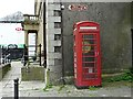SD8263 : Converted telephone box, Cheapside by Rose and Trev Clough