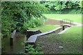 SO2800 : Nant y Gollen diversion, Pontypool Park by M J Roscoe