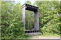 SH5470 : Wrought-Iron Box Section of the Original Britannia Bridge by Jeff Buck