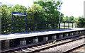 NZ2624 : Newton Aycliffe railway station by Thomas Nugent