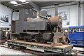 SK2406 : Statfold Barn Railway - repatriated engine by Chris Allen