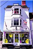 TM2632 : UKIP Shop, Kings Quay Street, Harwich by Matt Harrop