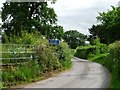 SO3628 : Lower House Road - unsuitable for heavy goods vehicles by Christine Johnstone