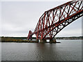 NT1379 : Firth of Forth, Forth Bridge and Inchgarvie by David Dixon