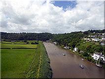 SX4368 : The River Tamar by John Lucas