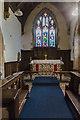 TF3666 : Chancel, St Michael and All Angels church, Mavis Enderby by Julian P Guffogg