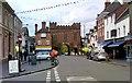 SO7193 : Town Gate by Gordon Griffiths