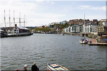 ST5772 : Bristol Floating Harbour by Bill Boaden