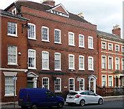 SO5139 : 19-21 St Owen's Street, Hereford by Stephen Richards
