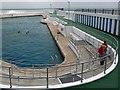 SW4729 : Jubilee Pool. Penzance (1) by Robin Drayton