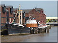 TA1028 : Arctic Corsair, River Hull by Chris Allen