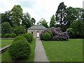 NZ1758 : Estate Offices, Gibside by PAUL FARMER