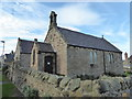 NU2519 : St Peter the Fisherman Church, Craster by PAUL FARMER