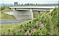 J3191 : Flyover, Green Road, Ballyclare (June 2017) by Albert Bridge