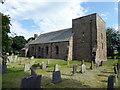 NU0045 : St. Anne's Church, Ancroft by PAUL FARMER