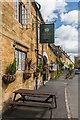 SP1634 : Crown Inn by Ian Capper