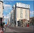 TQ3481 : Commercial Road, Whitechapel by Julian Osley