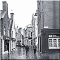 HU4741 : Raining in Lerwick by Des Blenkinsopp
