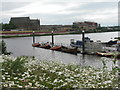 NS5565 :  Riverside Museum Pier for the Govan Ferry by M J Richardson