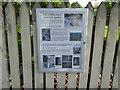 NJ5715 : Alford Millennium Sculpture Garden by Stanley Howe