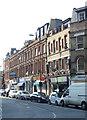 TQ2696 : Shopping parade, New Barnet by Julian Osley