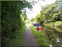 SO8689 : Canal Mooring by Gordon Griffiths