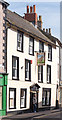 NY2548 : The Lion, High Street, Wigton - June 2017 by The Carlisle Kid