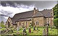 TF3469 : Holy Trinity church, Hagworthingham by Julian P Guffogg