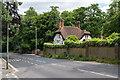TQ4264 : Bowen's Lodge by Ian Capper