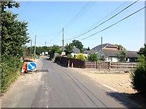 TR0862 : Highstreet Road, Highstreet by Chris Whippet