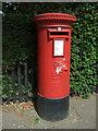 TF6103 : Elizabeth II postbox on Lynn Road, Downham Market by JThomas